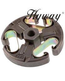 Hyway koppeling Husqvarna 61, 66, 266 (oude types 268, 272) (schroefdraad type: fijn)