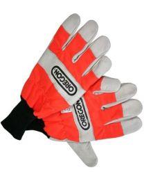 Oregon handschoenen met zaagbescherming maat M