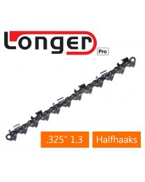 Speciale maat zaagketting Longer PRO .325'' 1.3 halfhaaks (B1)
