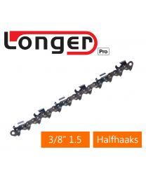 Speciale maat zaagketting Longer PRO 3/8'' 1.5 halfhaaks (C2)