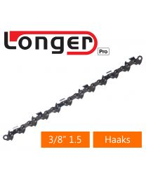 Speciale maat zaagketting Longer PRO 3/8'' 1.5 haaks (C2S)