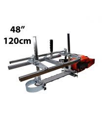 Ecomill 36 draagbare houtzagerij (van 40 t/m 105cm)