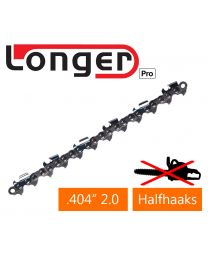 Speciale maat zaagketting Longer PRO .404'' 2.0 halfhaaks (Harvester)