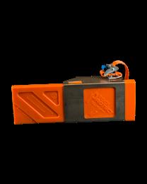Toolprotect kettingzaaghouder / zaagbladbeschermer H2 (36 - 50cm)