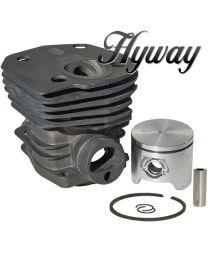 Hyway cilinderkit Husqvarna 350
