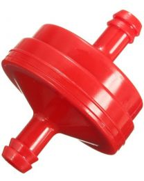 In-line brandstoffilter voor modellen met benzinepomp (75 microns)