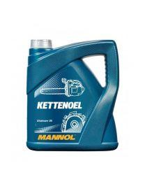 Mannol premium kettingzaagolie 4 liter