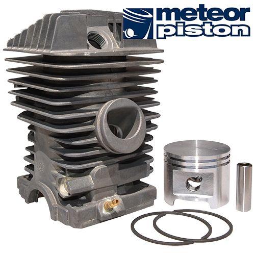 kolben Motor Stihl MS310 031 MS390 039 Zylinder Kurbelwelle